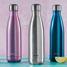 Salt & Pepper Hydra Water Bottle Double Wall - 750ml - 4 Assorted Colours