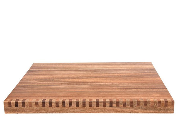 Salt & Pepper Strand Bench Saver - Natural 50x42cm