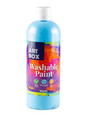 Washable Paint - Light Blue - 400ml