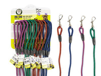 Small Dog Lead - 120x0.8cm - Assorted Colours