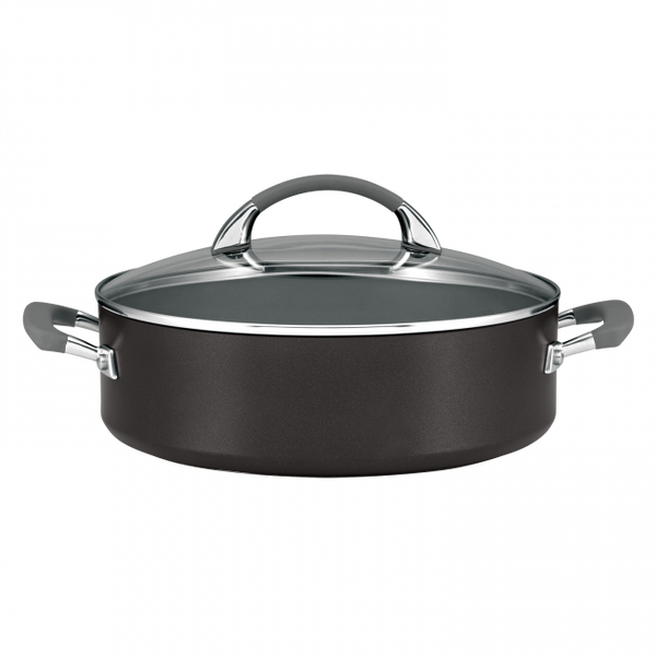 Anolon Endurance+ 28cm/4.7L Covered Sauteuse