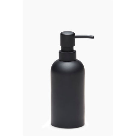 Salt & Pepper Manhattan Soap Dispenser - Black