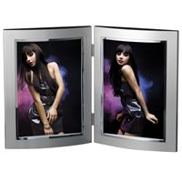 Platinum Chicago Twin/Silver Inlay 2*10x15cm/4x6""