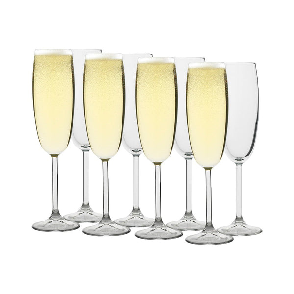 Ecology Otto Champagne Set of 8 - 220ml
