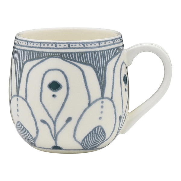 Ecology Oasis Stoneware Mug 470ml Cornflower