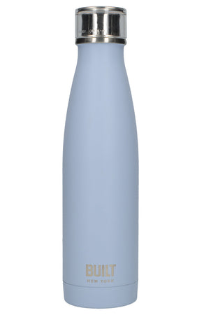 Built Perfect Seal Double Wall Vacuum Insulated Bottle 480ml - Blue