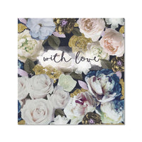 With Love - Notecard