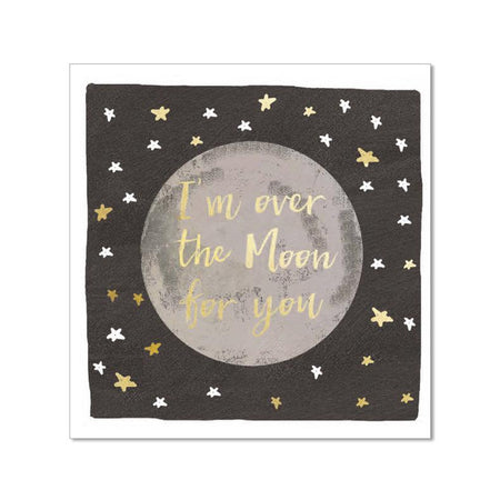 I'm Over The Moon for you - Mini