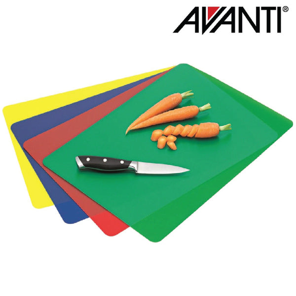 Avanti Set of 4 Flexible Cutting Mats