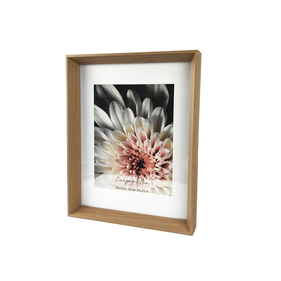 Madison Frame - Oak 20x25cm/8x10""