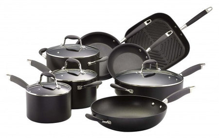 Anolon Advanced 8 Piece Cookware Set