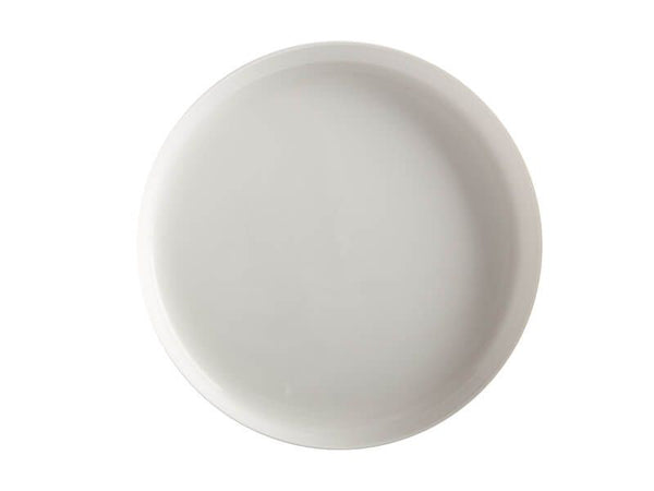 Maxwell & Williams White Basics High Rim Platter 28cm