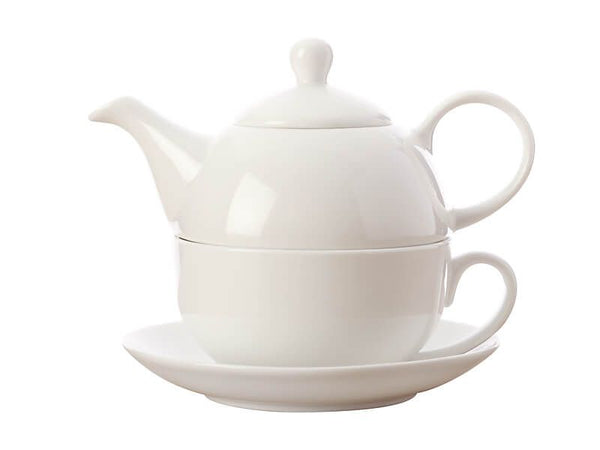 Maxwell & Williams White Basics Tea For One 425ml