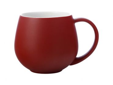 Maxwell & Williams Tint Snug Mug 450ml - Burgundy