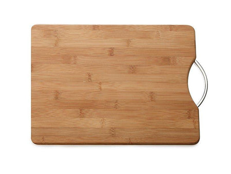 Bamboozled Board with metal handle - 28 x 18cm