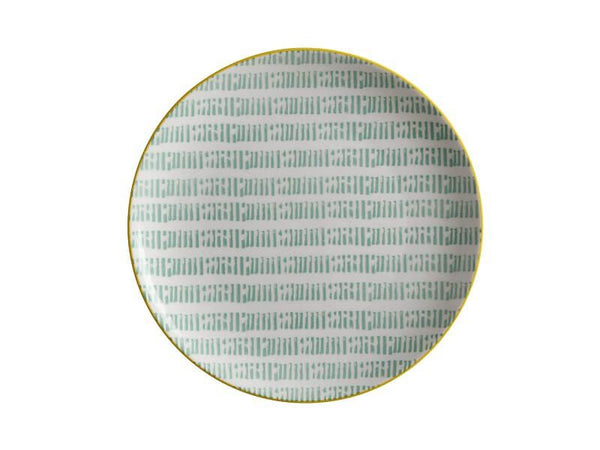 Maxwell & Williams Laguna Plate 20cm Tidal Green