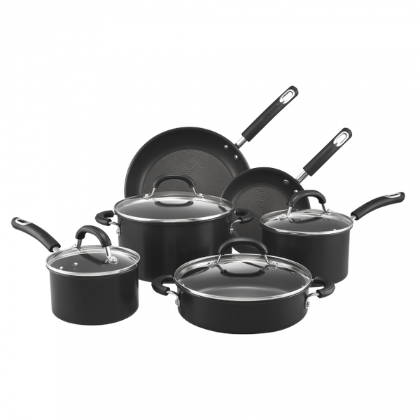 Circulon Total Hard Anodised 6 Piece Cookware Set