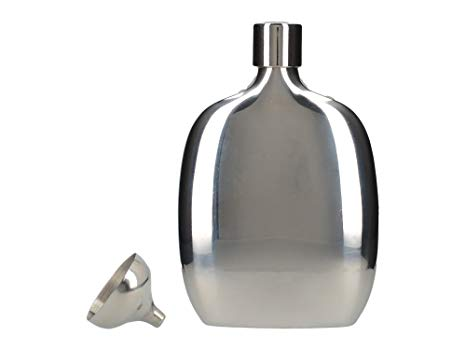 Built New York Curve Flask