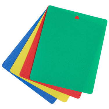 Appetito Flexible Cutting Boards - Set 4