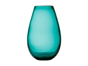 Maxwell & Williams Flourish Taper Vase 21cm Green