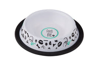 Feed Me Small Pet Bowl