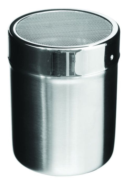 Davis & Waddell Stainless Steel Mesh Shaker With Lid 7.5x9cm