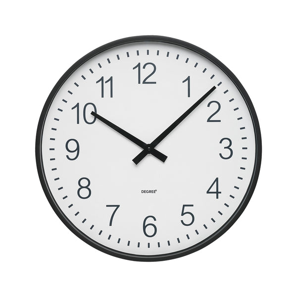 Degree Fenton Wall Clock 45cm