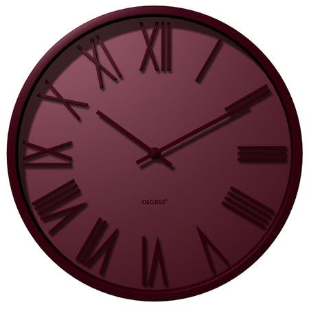 Degree Attic Dawn Wall Clock 35cm