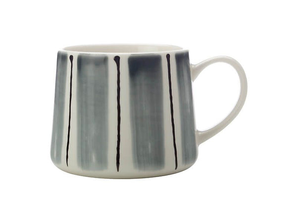 Maxwell & Williams Fine Line Mug 330ml - Charcoal