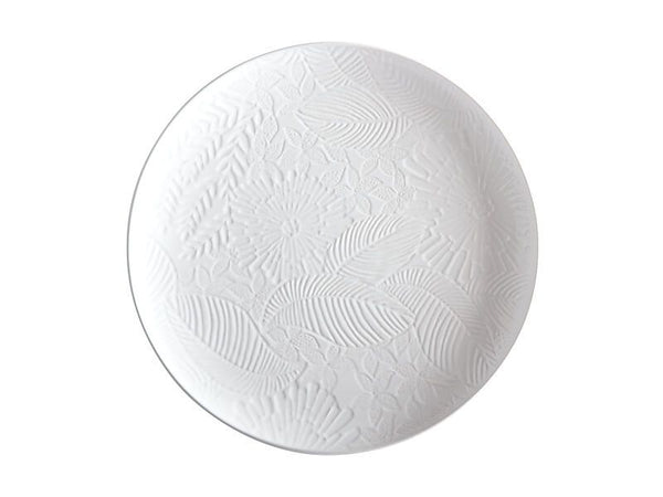 Maxwell & Williams Panama Round Platter 36cm White