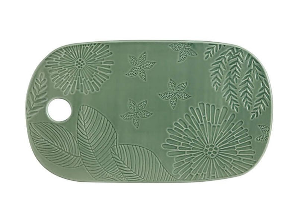 Maxwell & Williams Panama Cheese Platter 40x23cm Kiwi