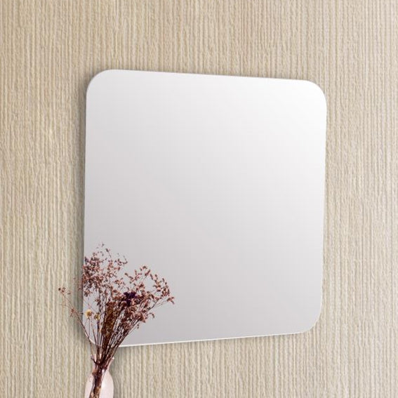 Frameless Square Mirror 70x70cm
