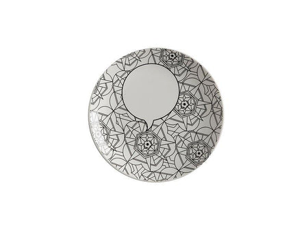 Maxwell & Williams Mindfulness Messages Paint-Your-Own Plate Kaleidoscope 19cm