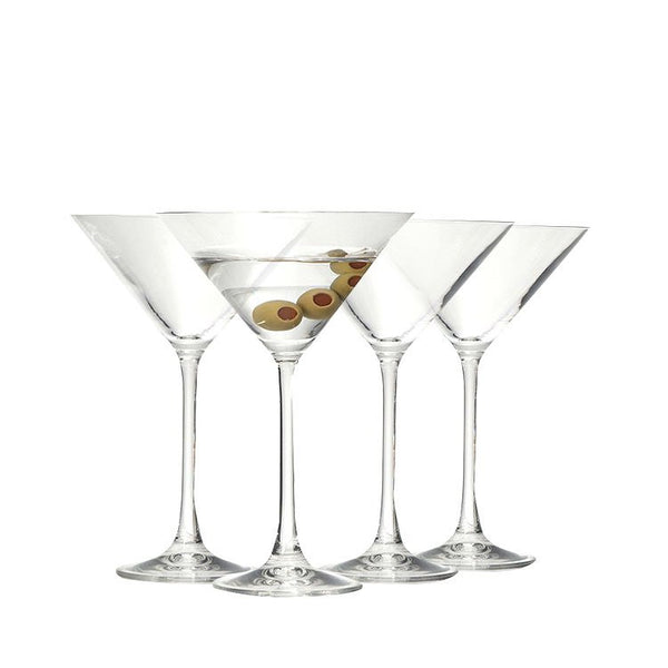 Ecology Classic Martini Glass Set of 4 - 210ml