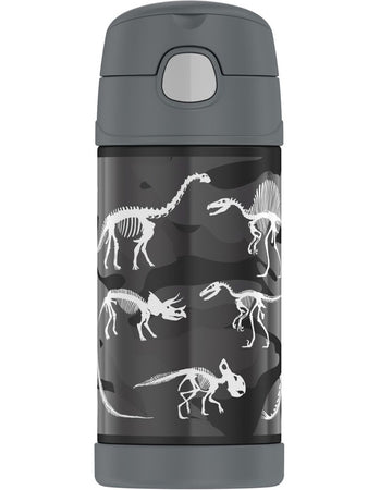Thermos 355ml Funtainer Drink Bottle - Dinosaur