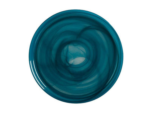 Maxwell & Williams Marblesque Plate 18.5cm - Teal