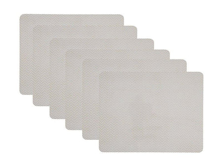 Maxwell & Williams Luxe Placemat Set of 6 - 34x26.5cm