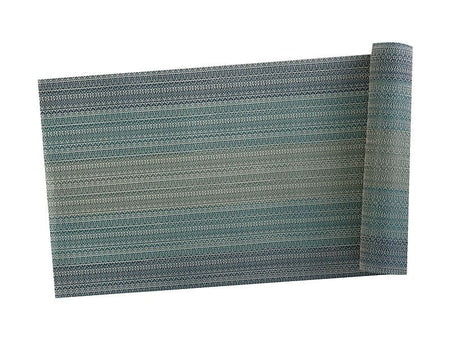 Maxwell & Williams Table Accents Ocean Runner 30x150cm Light Blue