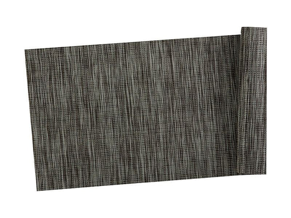 Maxwell & Williams Table Accents Lurex Runner 30x150cm Grey Stripe