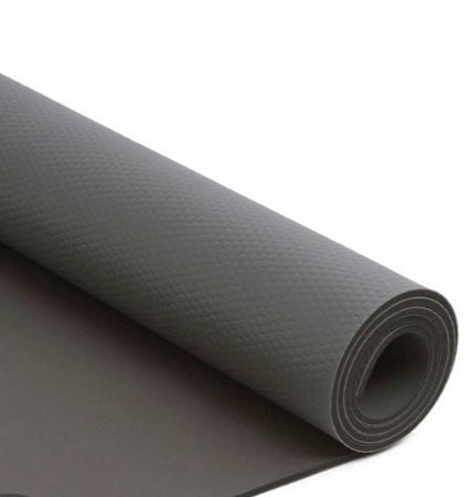 Yoga 4.5mm Mat Standard - Grey 60x173cm