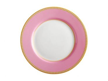 Maxwell & Williams Teas & C's Kasbah Classic Rim Plate 19.5cm - Hot Pink Gift Boxed