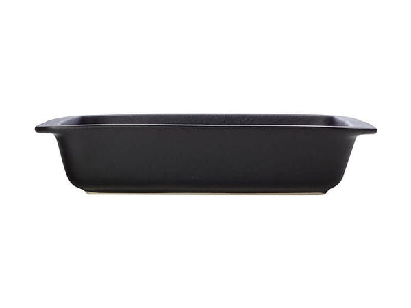 Maxwell & Williams Caviar Rectangular Baker 31x19.5cm - Black