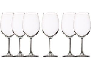 Casa Domani Taverna Wine Glass 360ml Set of 6