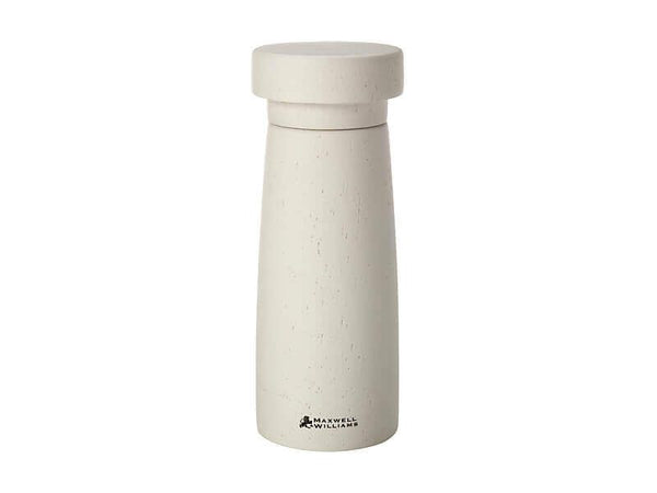 Maxwell & Williams Stockholm Salt/Pepper Mill 17cm - White
