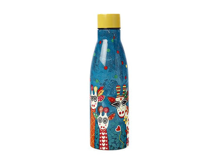 Maxwell & Williams Love Hearts Double Wall Insulated Bottle 500ml - Mr Gee Family