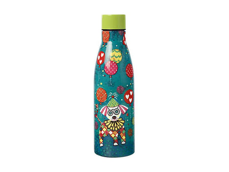 Maxwell & Williams Love Hearts Double Wall Insulated Bottle 500ml - Oodles Of Love