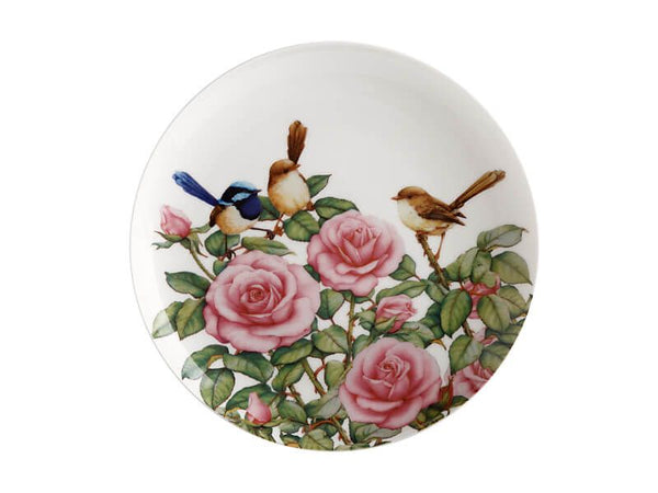 Maxwell & Williams Royal Botanic Gardens Victoria Garden Friends Plate 20cm - Wren