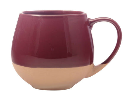 Maxwell & Williams Eclipse Snug Mug 450ml - Ruby