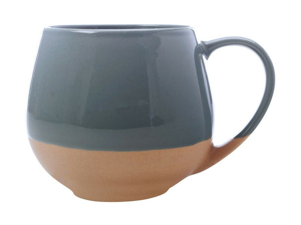 Maxwell & Williams Eclipse Snug Mug 450ml - Grey