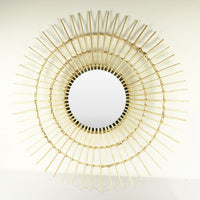 Cooper & Co Sunshine Willow Mirror 110cm
